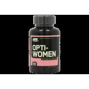 ВИТАМИННЫЙ КОМПЛЕКС OPTI-WOMEN 60КАП. OPTIMUM NUTRITION